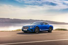 bentley supercar 2018 bentley continental gt official pictures and info