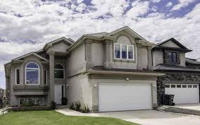 winnipeg luxury homes amber trails family home with lake view in winnipeg
