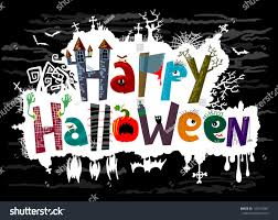 cute happy halloween images happy halloween cute lettering background stock vector 149312567