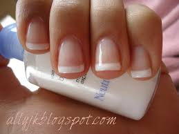french manicure gel nail designs gallery nail art designs