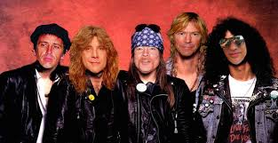 guns n roses line up announce album metalsucks