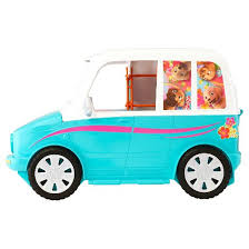 barbie ultimate puppy mobile target