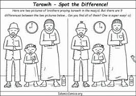 colouring pages muslim children u2013 islamic comics