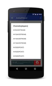 sopcast android apk free arena4viewer apk for android getjar