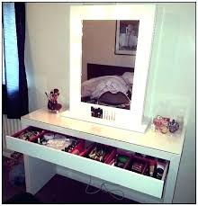 makeup vanity table with drawers makeup table with drawers brown nightstand dresser dressing table