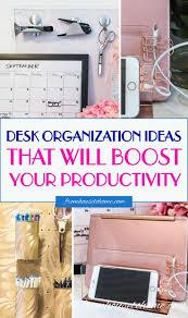best 25 desk wall organization ideas on pinterest desk