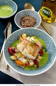 comment cuisiner le cresson couscous de cabillaud au lard émulsion de cresson a vos assiettes