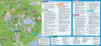 International Drive Orlando Map by Updated Animal Kingdom Park Map Now Available