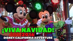 viva navidad full show for christmas season 2016 at disney