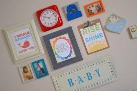 Wall Decor For Boy Nursery Boy Nursery Wall Ideas Palmyralibrary Org