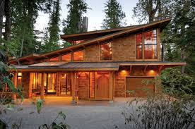 west coast style timber frame house tofino vancouver island