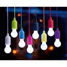 Outdoor Light Decorations Premier Decorations Led Hanging Pull Light Decorative Outdoor
