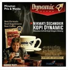 obat kuat pria paling digemari saat ini ya hanya kopi dynamic