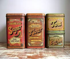 vintage canisters for kitchen 314 best cool kitchen canisters images on kitchen