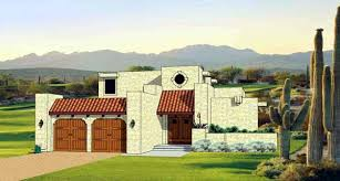 santa fe style house plans house plan 94489 at familyhomeplans com