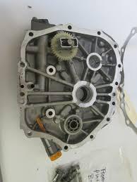 yanmar l70ae diesel engine front crank case cover plate u0026 gasket
