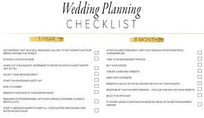 wedding todo checklist 11 free printable checklists for your wedding timeline