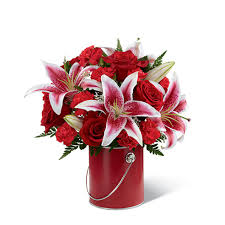 flowers to send radiance stargazer bouquet at send flowers