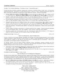 leadership skills resume exles leadership resume exles 11 sle for creative marketing leader