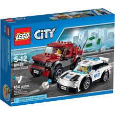 lego city police pursuit 60128 toys
