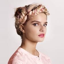 chignon séché comment cuisiner pas à pas coiffure pour une tresse de déesse grecque magazine