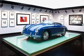 first porsche 356 first look at porsche u0027s new hq restaurant grindtv com