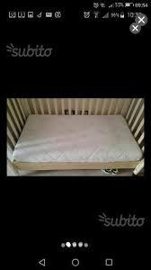 materasso per lettino pali pali materasso per lettino con sbarre tutto per i bambini in