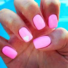 26 best pink summer nail art 2017 nail art designs 2017