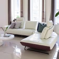 canapé coin véritable canapé en cuir coupe salon canapé coin meubles de maison