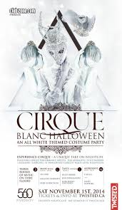 win 2 tickets to cirque blanc halloween party this saturday at
