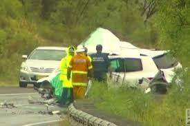 golden highway accident near jerrys plains kills three one person
