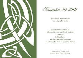celtic wedding invitations celtic wedding invitations celtic wedding invitations with