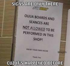 Subway Meme - ouija boards are not allowed in subway meme xyz
