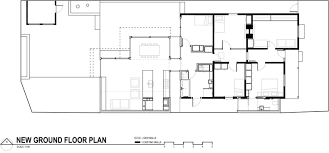 floor plans for victorian homes victorian home updated with modern pod by nic owen architects pics