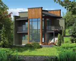 20 house plans for sloped lots multi family sloping lot