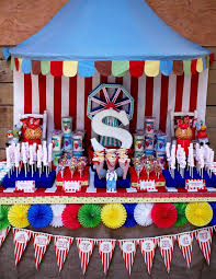 carnival party supplies 131 best circus carnival theme 1st birthday images on