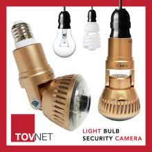 light bulb security system tovnet light bulb wifi security camera indiegogo