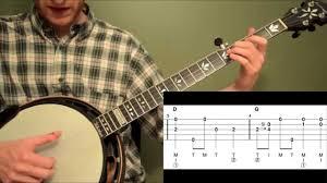 grandfather s clock grandfather u0027s clock beginner banjo lesson youtube