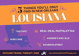 Louisiana travel jobs images Travel therapy state guides jpg