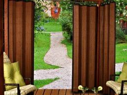 Ikea Outdoor Curtains Outdoor Bamboo Curtains 3 Great Outdoor Bamboo Curtains And