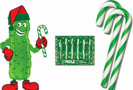 where to buy pickle candy canes there are gravy pickle and bacon flavored candy canes now