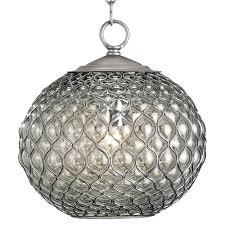Glass Orb Pendant Light Teardrop Regency Modern Glass Orb Pendant L Kathy