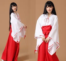 online get cheap inuyasha cosplay costumes aliexpress com
