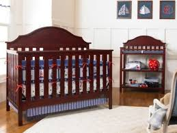 Graco Charleston 4 In 1 Convertible Crib by Trends Of Baby Crib With Attached Changing Table U2014 Thebangups Table