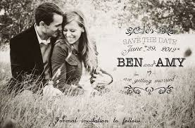 Funny Save The Date Why Your Fiance Should Design Your Wedding Invitations