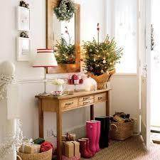 decorate entryway mirror style