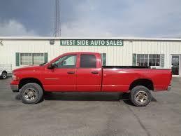 dodge ram 2500 trucks for sale 2004 dodge ram 2500 cab slt diesel 4x4 box stock 305