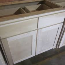 36 inch kitchen base cabinet with drawers 36 inch shaker style poplar sink base kitchen cabinets ga chattanooga tn area