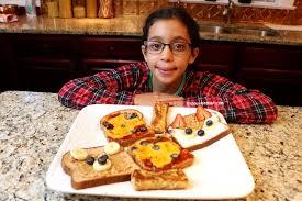 cuisine facile pour enfant idées faciles et rapides de petit déjeuner pour enfant sousoukitchen