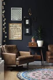 livingroom walls impulsive decorating our black living room wall vintage furniture